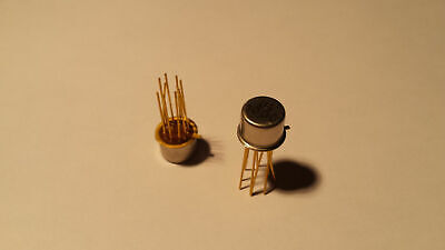 Made in Poland IF amplifier UL1202 = LA1221 goldpin