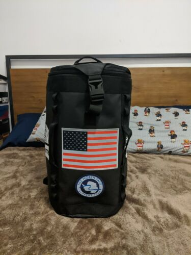 Navy Blue Supreme x The North Face Trans  Expedit