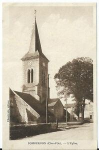 CPA-21-SOMBERNON-L-039-Eglise