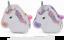 UNICORNO con cerniera borsa con portachiavi Bambino Borsetta Borsa Decorazione Unicorno amante regalo