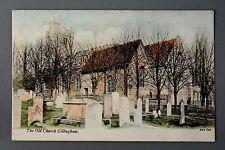 R&L Postcard: The Old Church Gillingham, JWS 322 J Welch