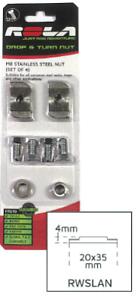 Rola-Drop-and-Turn-Nut-M8-Stainless-Steel-Roof-Rack-Accessories-RWSLAN