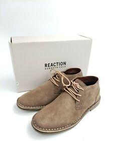 Kenneth-Cole-Men-039-s-Desert-Sun-Walnut-Suede-Chukka-Boots-Size-7-5-444-NIB