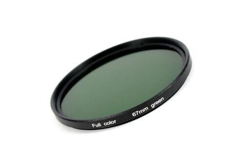 Filtro verde para SW-fotografía 67 mm