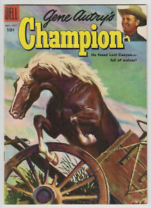M0680: Gene Autry 'S Champion, #18, Volume 1, VF État