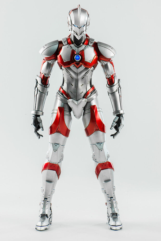 Ultraman 12' Ultraman Suit 1 6 Scale Action Figure Figure Figure THREEZERO 18993f