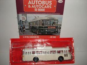 AUTOBUS-amp-AUTOCARS-DU-MONDE-TROLLEYBUS-VETRA-CHAUSSON-VBC-TOULON-1963-au-1-43