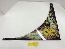 Galaxy Stern Pinball Playfield Plastic USED Part # 13C-114-1R #6