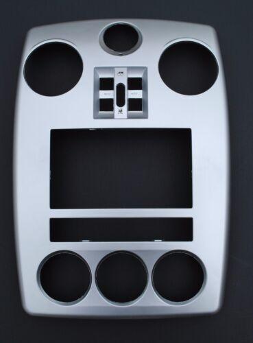 06-10 PT Cruiser Radio Stereo Frame Bezel Double Din Dash Kit w//Wiring Harness