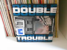 """'DOUBLE TROUBLE Love don't live here anymore/ Do you thing"""" 7"""" NEW NO SEALED"""