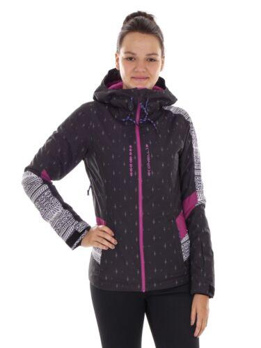 O'neill da Giacca da Reunion da giacca Hyperdry Black snowboard snowboard sci giacca 0EwE1