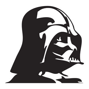 Darth-Vader-Star-Wars-Decal-Sticker-TONS-OF-OPTIONS