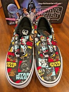 ad73285d40 Image is loading Vans-Star-Wars-Era-Classic-Repeat-170