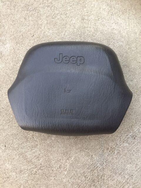 1998-2002 Jeep Wrangler TJ Drivers Side Steering Wheel Airbag