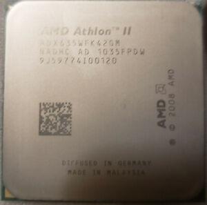 Amd Athlon Ii X4 635 2 9ghz Quad Core Adx635wfk42gm Processor Used Good Cond 730143271165 Ebay