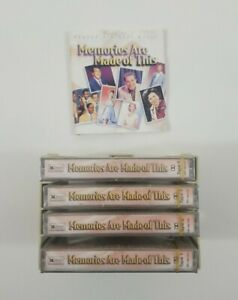 Memories Are Made of This Cassette Readers Digest NEW SEALED
