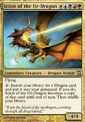 FR//vf dragon rajhi-rathi dragon mtg magic tmp * mrm