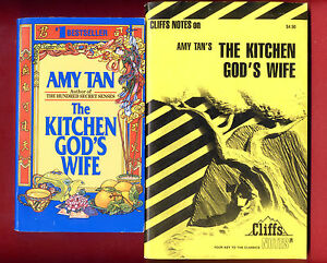 the kitchen gods wife by amy tan essay This interactive ebook produced by the academy of achievement inspired amy tan's novel the kitchen god's wife tragedy struck the tan family when amy's.
