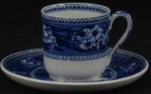 Wedgwood-Fallow-Deer-Blue-No-Trim-Demitasse-Cup-and-Saucer