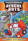 Transformers Rescue Bots Jurassic Adventure (2015) R1 DVD