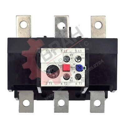 3UA54-00-2A NEW Direct Replacement Overload Relay by BRAH B3UA54-00-2A World Ser