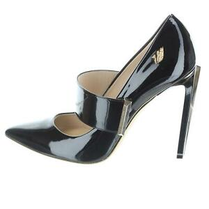 RALPH \u0026 RUSSO Empire Ankle Strap Heels
