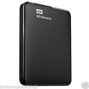 new portable hard drive how to use