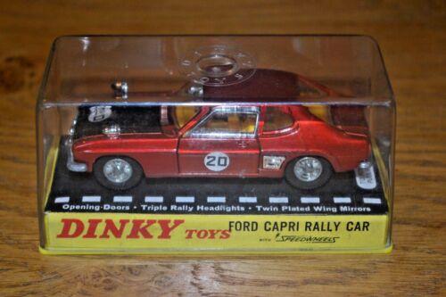 213 Originale Voiture Pour Ford Plastique De En Rallye N Dinky Présentation Toys Boite ° Rvxp6