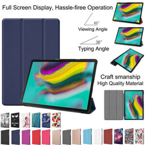For-Samsung-Galaxy-Tab-S5e-10-5-2019-T720-T725-Tablet-Auto-Smart-Case-Cover-Slim