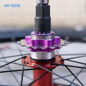 Bike Cassette Cog MTB Road Bicycle Freewheel Sprocket Fixed Flywheel Gear Part