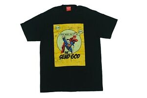 Nelk Boys Steve Will Do It Send God Superman Comic T Shirt Large Ebay Customize your avatar with the white stevewilldoit cartoon tee (nelk boys) and millions of other items. details about nelk boys steve will do it send god superman comic t shirt large