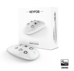 FIBARO - KeyFob FGKF-601, Z-Wave Plus Remote Control Keychain