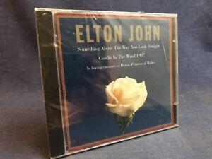 ELTON-JOHN-PRINCESS-DIANA-MEMORIAL-CD-Di-Candle-in-the-Wind-1997-Tribute-NEW