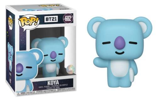Koya Figure POP Animation BT21