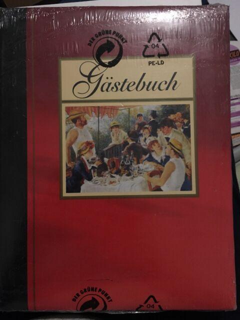 Das Gästebuch. (Mit über 100 Abbildungen)