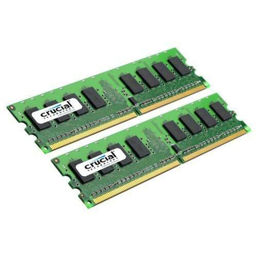 2 X 4GB PARTS-QUICK BRAND 8GB Memory for HP Pavilion p6214y DDR2 800MHz PC2-6400 240 pin Desktop DIMM RAM