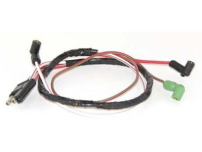 68 mustang engine wiring harness 67 68 mustang engine gauge feed harness  small block w o tach ebay  67 68 mustang engine gauge feed harness