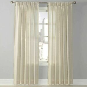 Peri Spellbound Sheer Pinch Pleat 84 Quot Lined Window
