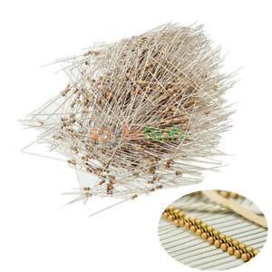 1000Pcs-0-25W-1-4W-1K-1K-Ohm-5-Carbon-Film-Resistors-Resistance