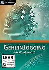 Gehirnjogging für Windows 10 (PC, 2016, DVD-Box)