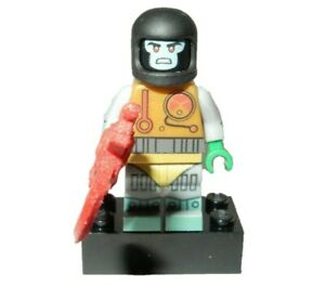 CLAMP CHAMP Masters Of The Universe Block Minifigure **NEW** Custom Printed
