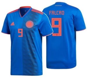 a1b9c89b4 Image is loading ADIDAS-RADAMEL-FALCAO-COLOMBIA-AWAY-JERSEY-WORLD-CUP-