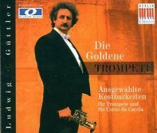 Ludwig Güttler/Virtuosi Saxoniae Die goldene Trompete-Ausgewählte Kostb.. [2 CD]