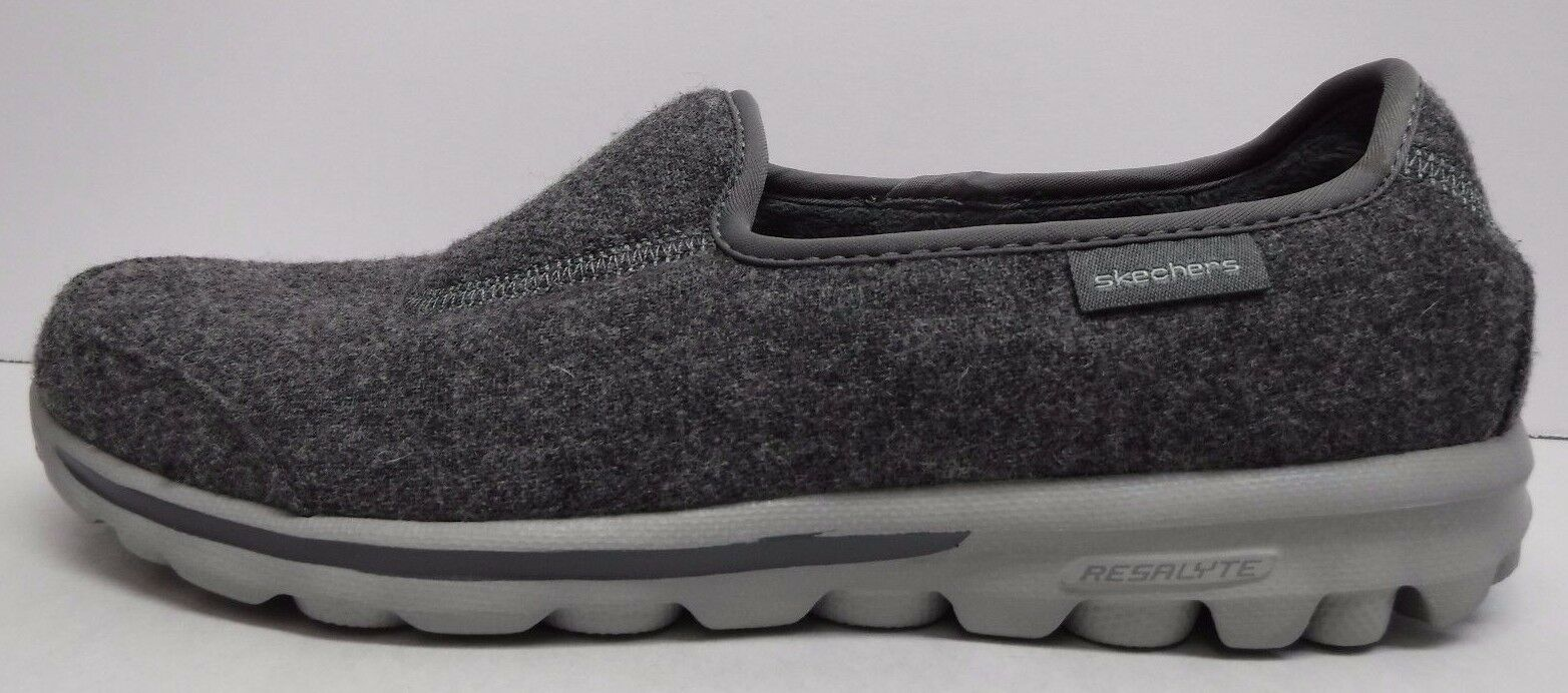 Skechers Form Go Walk Größe 6.5 Gray Memory Form Skechers Fit New Damenschuhe Schuhes d3da78