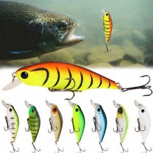 Bass-Tackle-Minnow-Fishing-Lures-Hard-Plastic-Bait-Deep-Diving-Crankbait