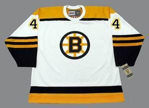 BOBBY ORR Boston Bruins 1966 CCM Vintage Throwback Away NHL Hockey ... f33dd18d9