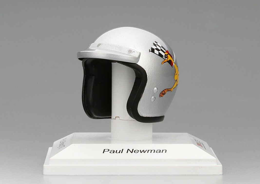 Casco Paul Newman 1977 TRUE SCALE MINIATURES 1 8 TSMAC0002