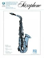 Master Solos Alto Sax Book Cd Pack Master Solos Book And Audio 000841325