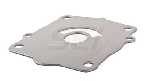 Yamaha Water Pump Base Plate 6E5-44323-00-00 115 130 HP V4 Standard Rotation