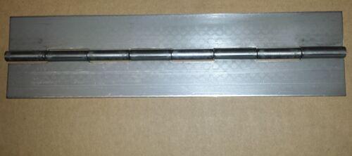 Steel HEAVY Hinge 16 x 4 Door//Sheet Metal//Wood Piano//Continuous 1//8 .120